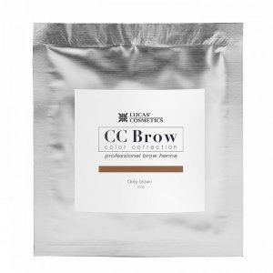 CC Brow Grey Brown 5g. (саше)