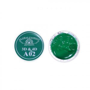 Global Fashion 4D Gel A02