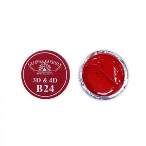 Global Fashion 4D Gel B24